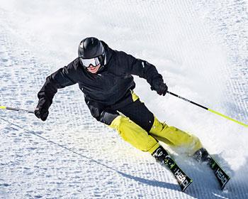 Тесты горных лыж Atomic, Head и Salomon будущего сезона 2017-2018