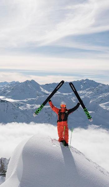 Горные лыжи 2018/2019. Обзор новинок.