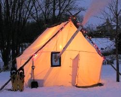 Палатки. Главное в мелочах!
