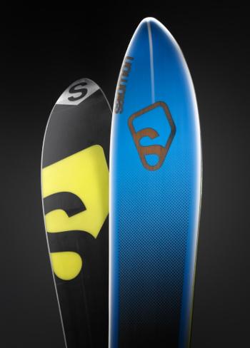 Горные лыжи Salomon 2011/2012. Тесты 12 октября. Отзывы