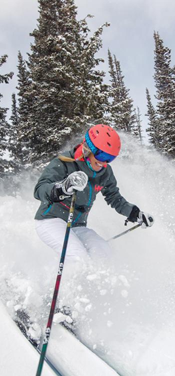 Лучшие женские горные лыжи сезона 2018/2019.