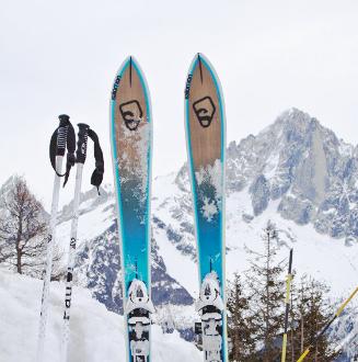 Горные лыжи 2012-2013. Первые тесты Atomic, Salomon. Австрия. Январь 2012.