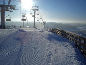 Открытие сезона в Сорочанах! Первые тесты на свежем снегу!