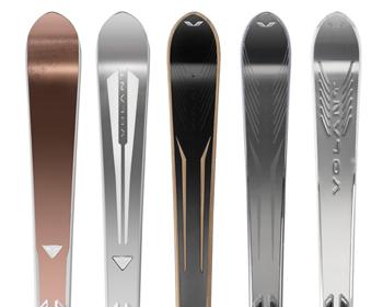 Volant Platinum, Silver, Gold, Loop, Copper. Элита горных лыж мира.