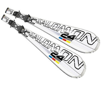 Salomon 24 часа: 24 Hours, Daytona, Gt Pro, 24 Sport. Тесты горных лыж 2011/2012.