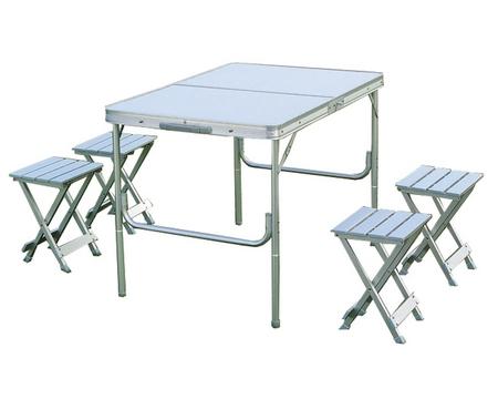 Стол со стульями Canadian Camper СС-TA828