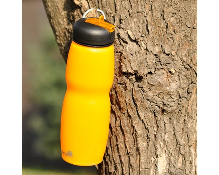 Бутылка AceCamp Squeezable Silicone Bottle With Nozzle 700 ml