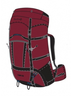 Рюкзак RedFox Light 80 v.3