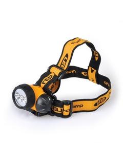 Фонарь налобный AceCamp 3-LED Headlamp 1017