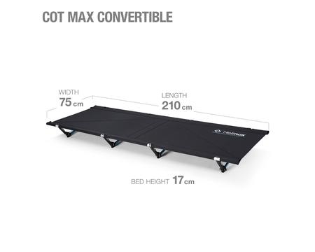 Кровать Helinox Cot Max Convertible