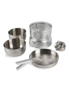 Набор туристической посуды Tatonka Multi Set + Alcohol Burner