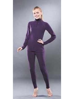 Термобелье Guahoo рубашка Fleece Basic 701