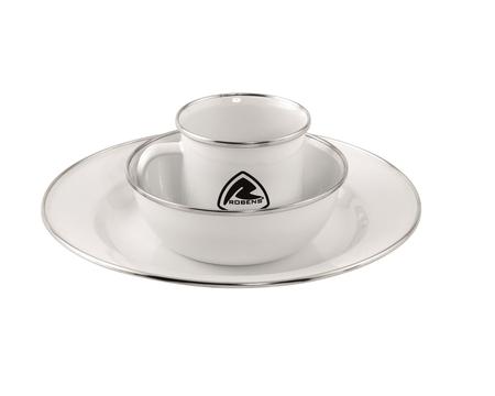 Набор посуды Robens Tongass Single Enamel Set