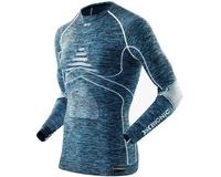 X-Bionic рубашка Energy Accumulator Evo Melange Men