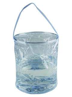 Ведро складное AceCamp Transparent Folding Bucket 10L 1702
