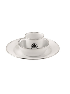 Набор посуды Robens Tongass Single Enamel Set
