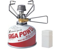 Газовая горелка Snow Peak GigaPower Manual GS-100