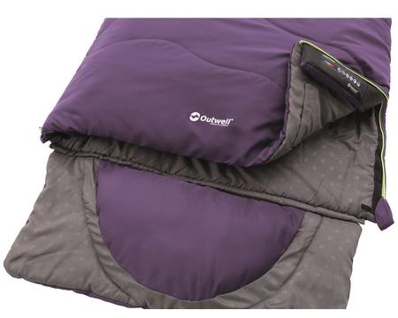 Спальный мешок Outwell Contour Lux