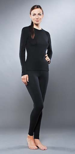 Термобелье Guahoo рубашка Health Warm 651