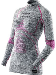 X-Bionic водолазка Energy Accumulator Evo Melange Lady
