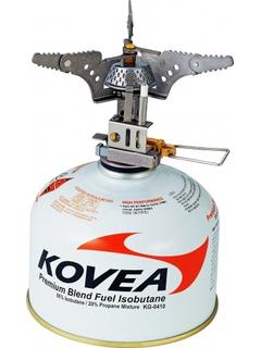 Газовая горелка Kovea Titanium Stove Camp-3