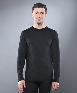 Термобелье Guahoo рубашка Outdoor Mid-Weight 350