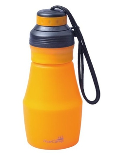 Бутылка AceCamp Squeezable Silicone Bottle 600 ml