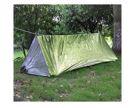 Тент термосберегающий AceCamp Reflective Tube Tent 3953