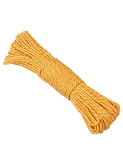 Веревка люминесцентная AceCamp Polypro Rope 3 мм x 20 м 9062