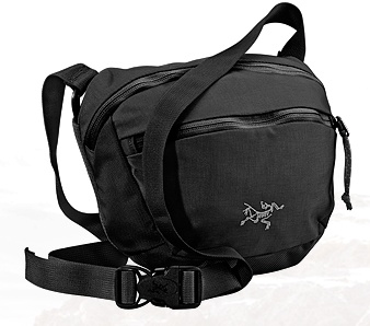 Схема Сумка Arcteryx Maka 2 All Black