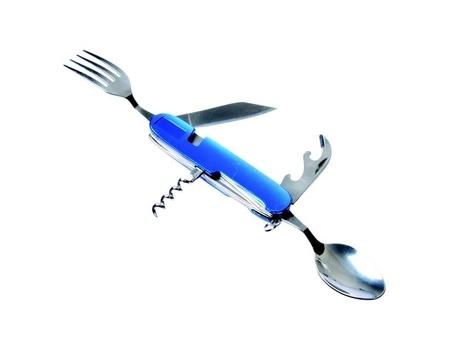 Набор столовых приборов AceCamp Detachable Cutlery 2574