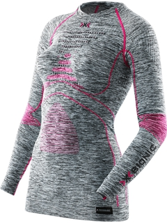 X-Bionic рубашка Energy Accumulator Evo Melange Women