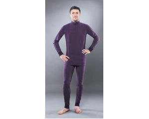 Термобелье Guahoo водолазка Fleece Basic 700