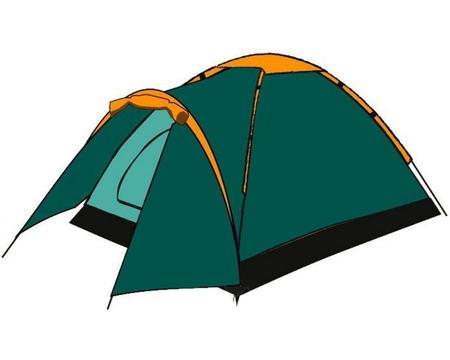 Палатка Totem Summer 2 Plus (V2)
