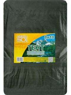 Тент Sol 8x10м