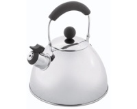 Чайник стальной Outwell Whistle Kettle, 2.3 ltr., black