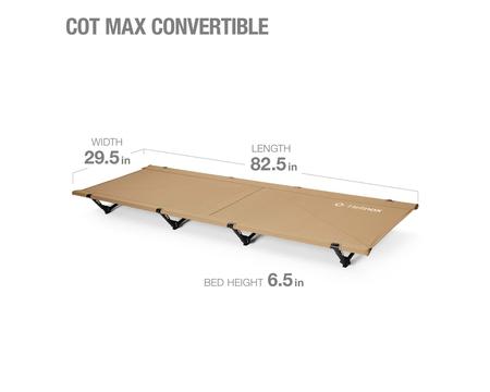 Кровать Helinox Cot One Convertible
