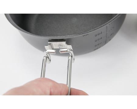Набор посуды Snow Peak Hard Anodized Aluminum 1000