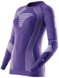 X-Bionic рубашка Running Effector Power Lady