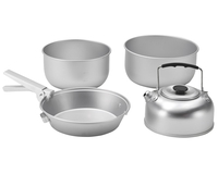 Набор посуды Easy Camp Adventure Cook Set L