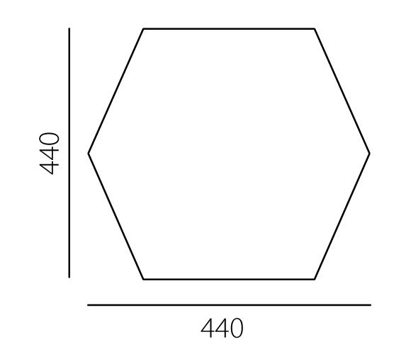 Тент BTrace Tent 4,4x4,4