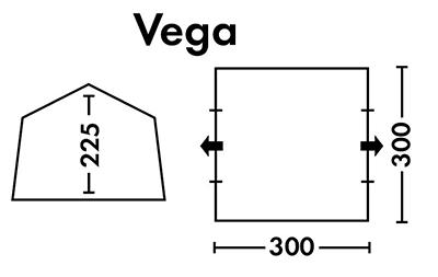Шатер FHM Vega
