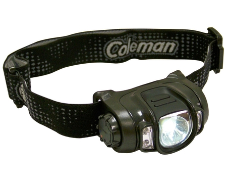 Фонарь налобный Coleman Multi Colour High Power Led