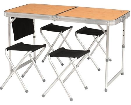 Стол с табуретками Easy Camp Belfort Picnic Table