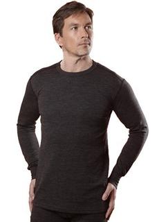 Термобелье Guahoo Outdoor Heavy Wool Man 360 рубашка