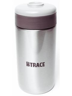 Термокружка BTrace 350 мл коричневый металлик