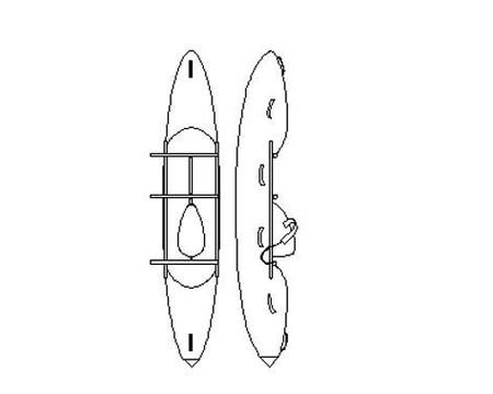 Катамаран Raftmaster FOX-2T