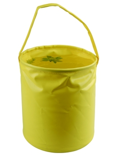 Ведро складное AceCamp Laminated Folding Bucket 10L 1701