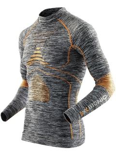 X-Bionic рубашка Energy Accumulator Evo Melange High Men