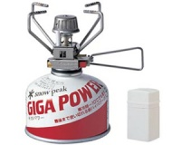 Газовая горелка Snow Peak GigaPower Auto GS-100A